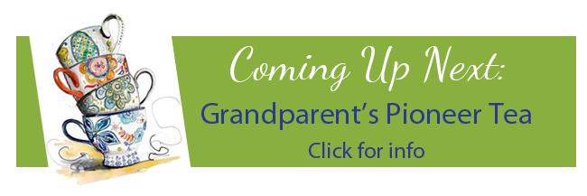 grandparents tea pioneer homesteading singing creek educational center
