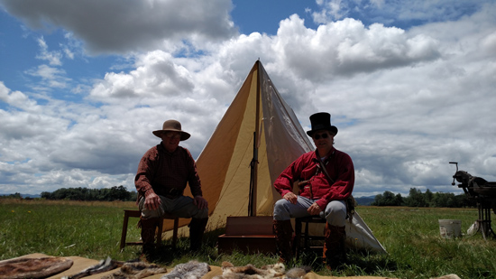 Back in time at our Living History Festival 2016!