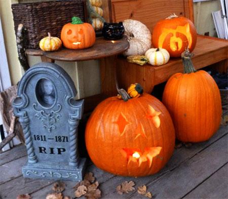 Halloween at the Homestead