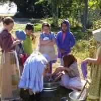 Teaching Values to Children at Singing Creek Center