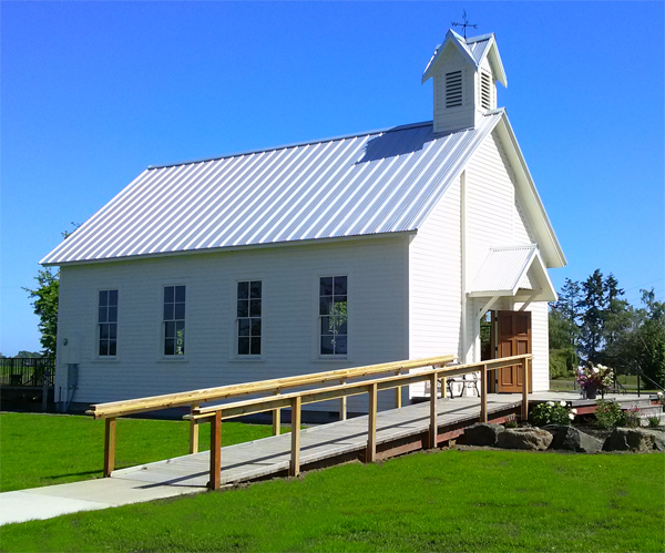 camas country mill bakery and schoolhouse Singing Creek Educational Center pioneer