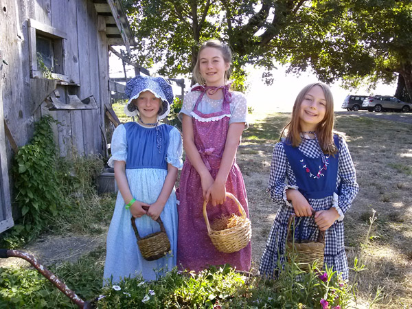 Girls Scouts Only: Pioneer Girls Early Settlers May 2020