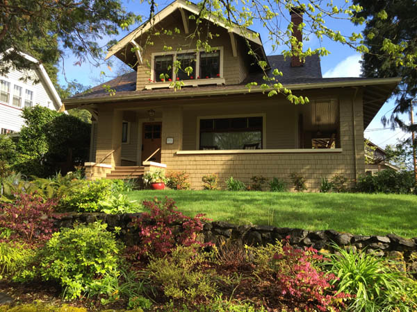 Pironi house walking historic homes tour
