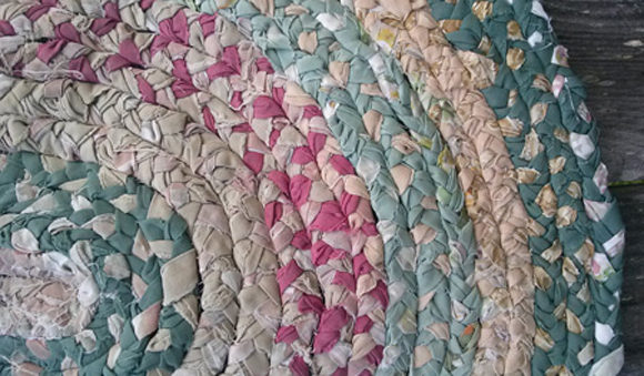 Rag Rug Easy Craft Ideas