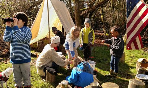 singing creek educational center children summer camp history