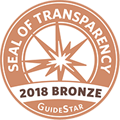 Guidestar Profile Bronze seal earned