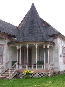 dr. Snapp House, cottage grove oregon