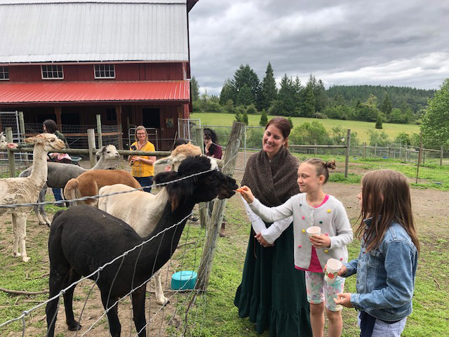 Alpacas Day- Spinning and Fiber Arts- May 2020