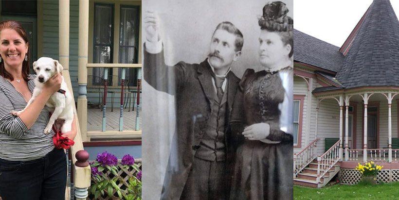 Snapp House History