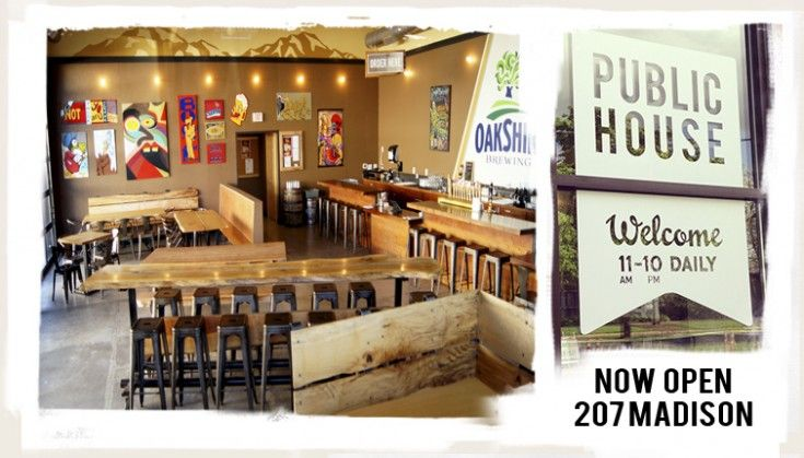 Winter Party and Fundraiser at Oakshire Brewing