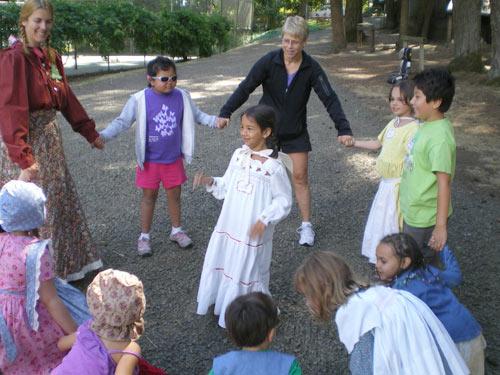 singing creek educational center children summer camps special needs