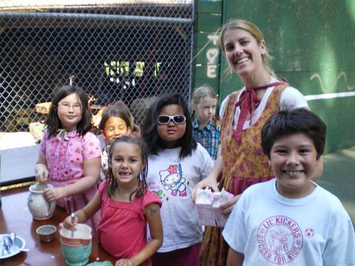 singing creek educational center summer camps diversity