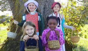 kids of color diversity singing creek educational center pioneer cottage grove oregon
