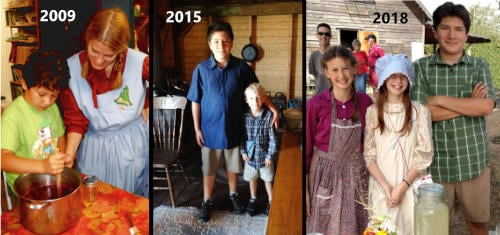 helper summer camp kids singing creek center teen