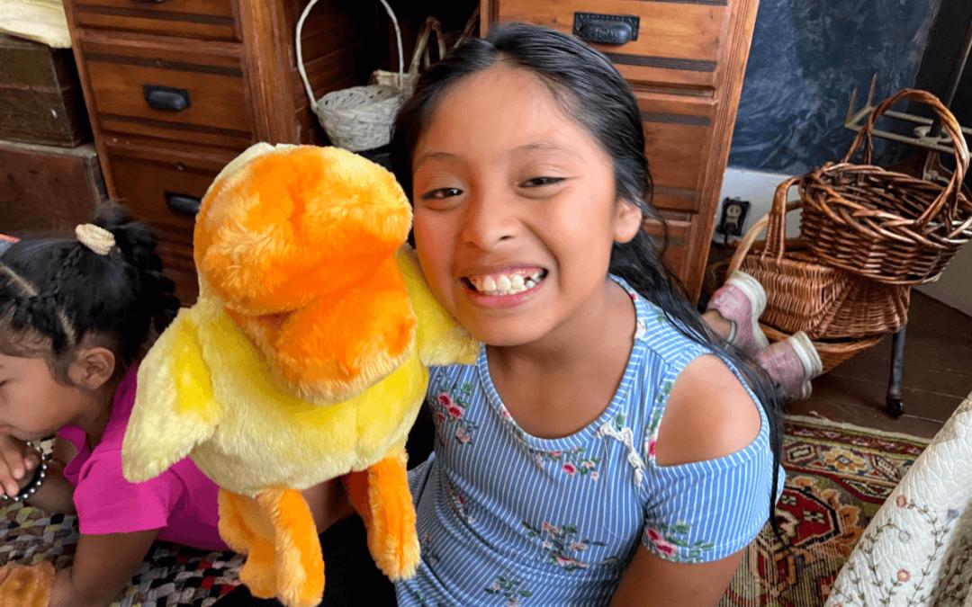 Guatemalan summer camps spanish pueblo cottage grove oregon