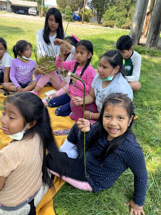 guatemalan children summer camp scec oregon